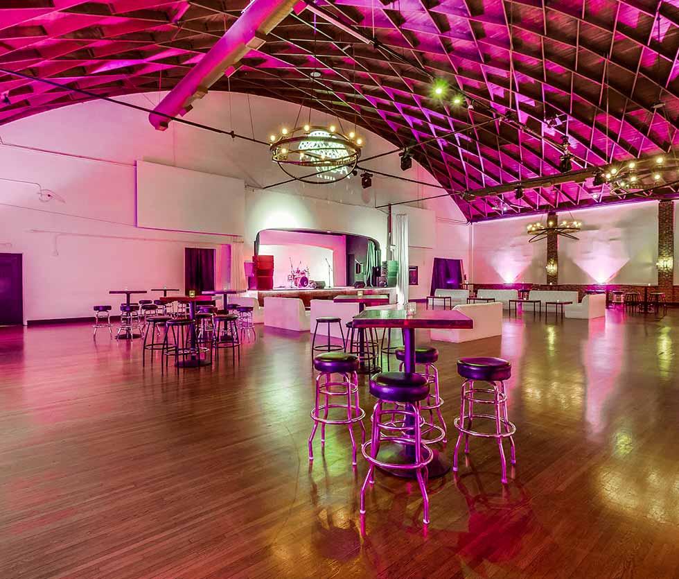 wedding venues in la